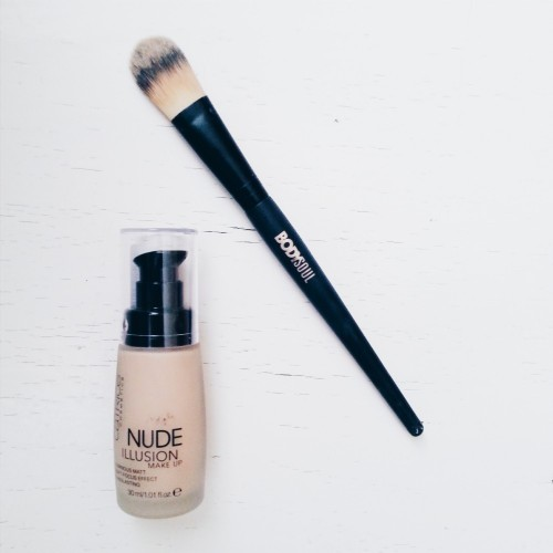 Catrice nude illusion make up