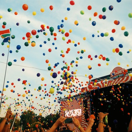 sziget 2015 baloons